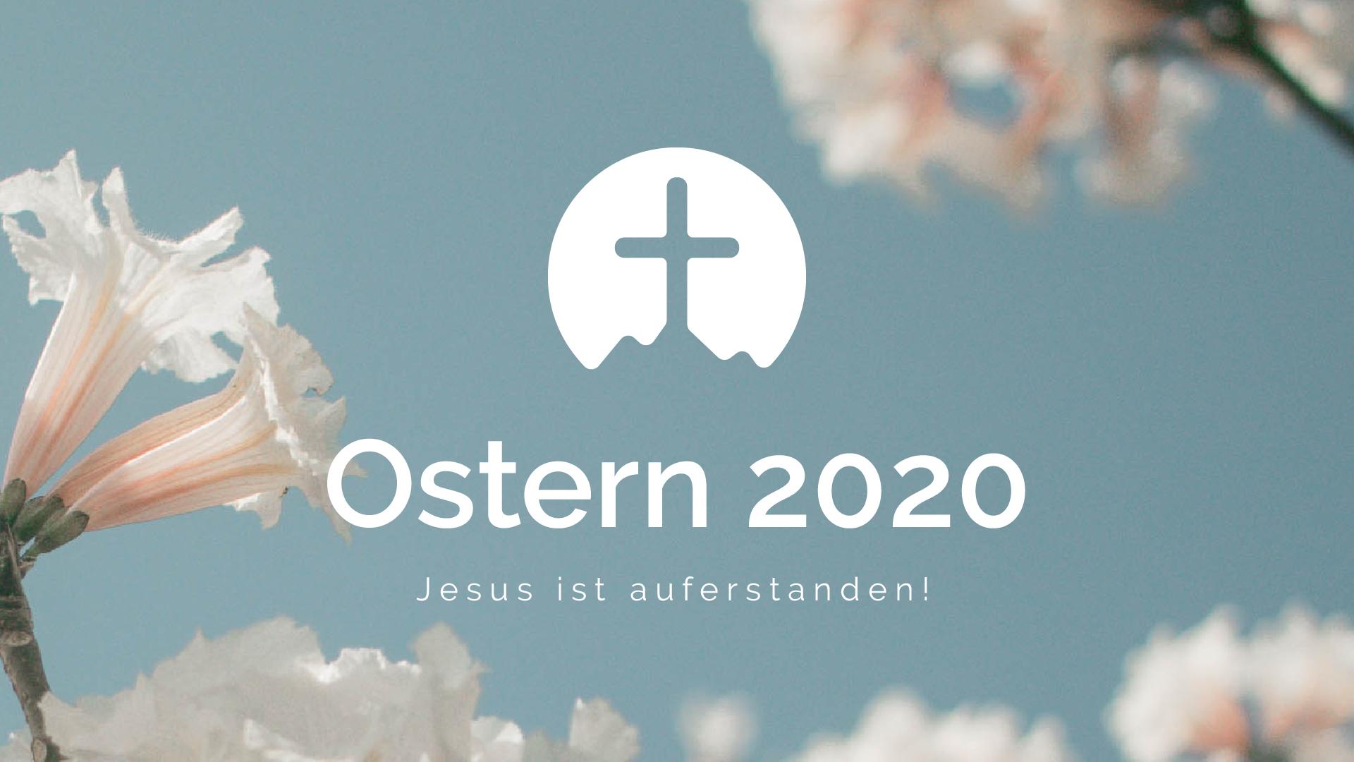 Thumbnail Ostergottesdienst 2020